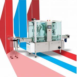 Máy chiết rót bột - Powder Filling Machine