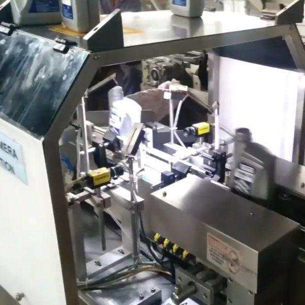Máy kiểm tra và loại trừ sản phẩm